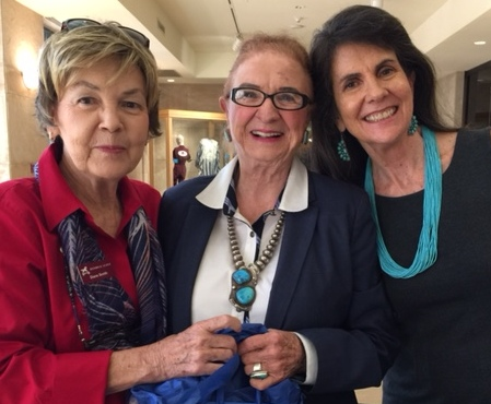 Diana Smith, Carolyn Warner, & Lisa Schnebly-Heidinger