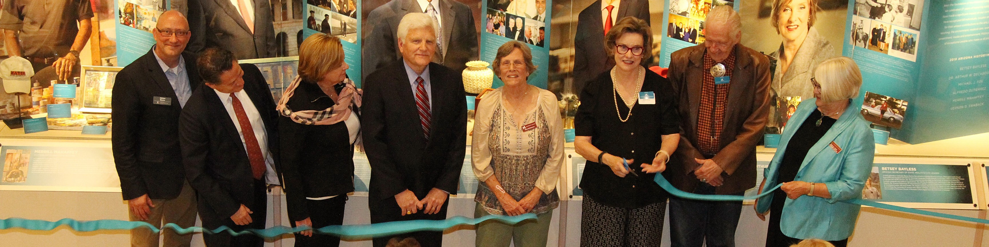 Historical League's 2019 Historymaker Exhibit Opening